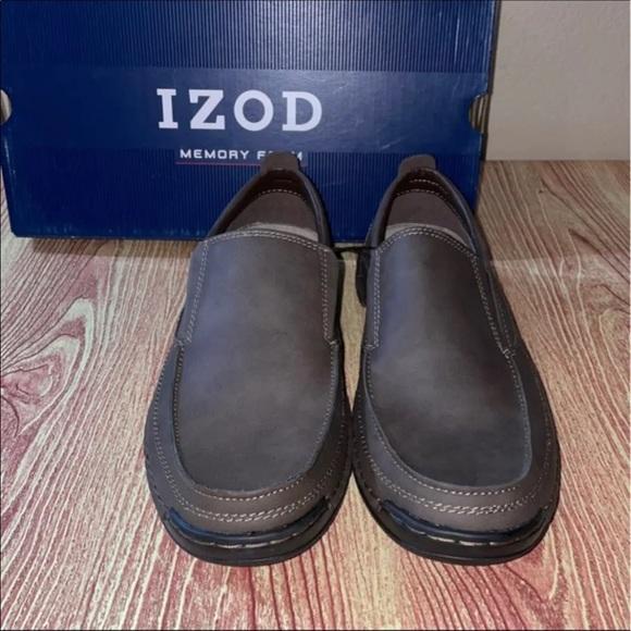 New IZOD Memory Foam Thomas Loafers